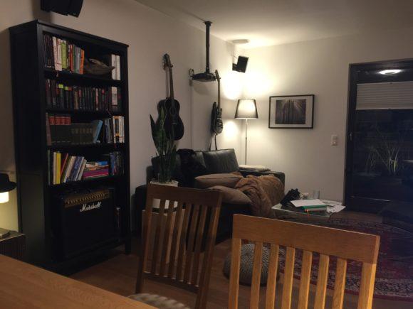 Beamer statt fernseher im wohnzimmer - Fernseher wohnzimmer ...
